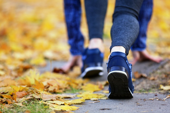 Get out: Autumn fitness outdoors