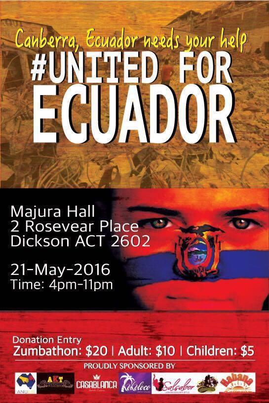 United for Ecuador