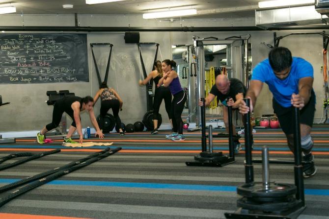 Fitness Roadtest: The Den Canberra