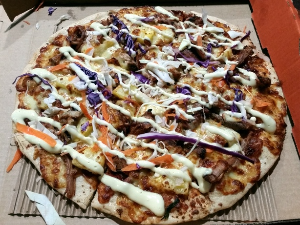 Review: Walter G's Pizza Obsession