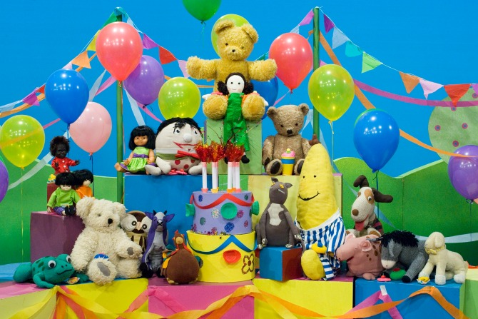 Happy Birthday Play School!