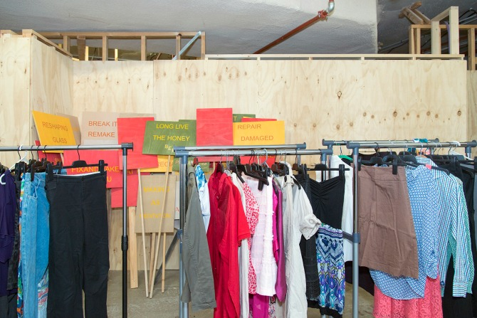 Sustainable Fashion: Out With the Old, in With the Old?