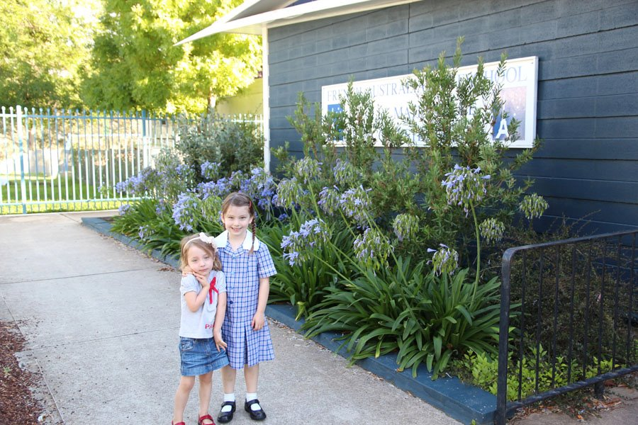 Vive le French-Australian Preschool!