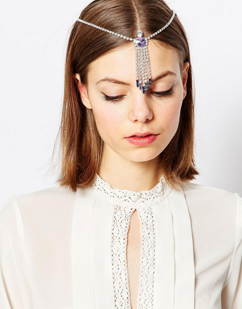 headpiece from asos