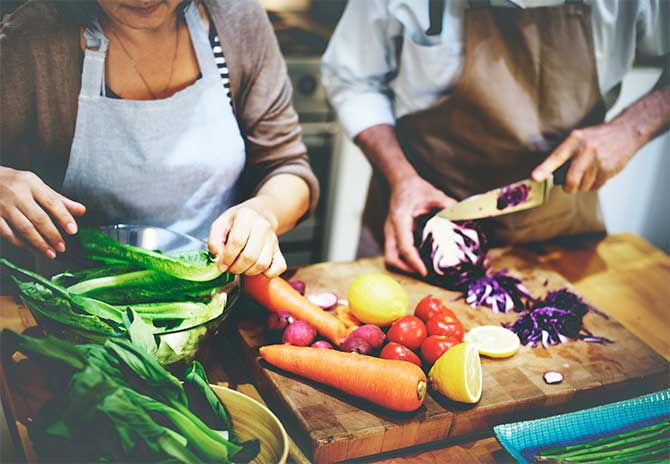 Stock up on fresh vegetables at the Capital Region Farmers Market.