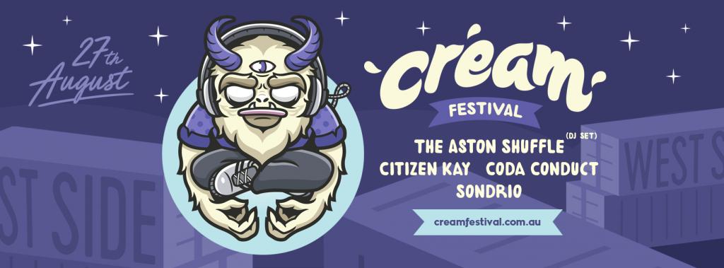 Cream festival