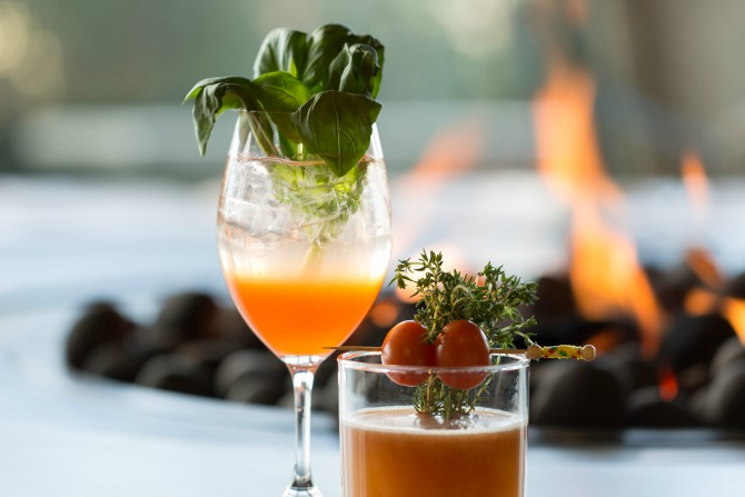 Muscat Mixology: From aperitif to dessert in a glass
