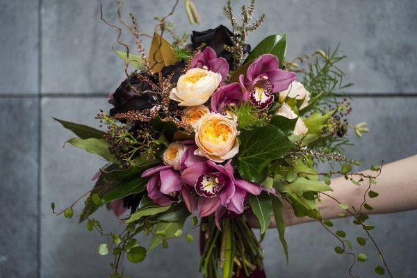 Four brilliant bouquets
