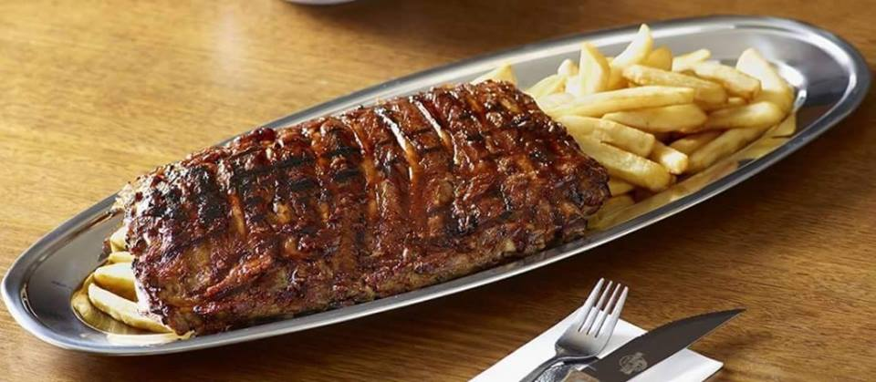 OUTBACK JACK'S RIBS