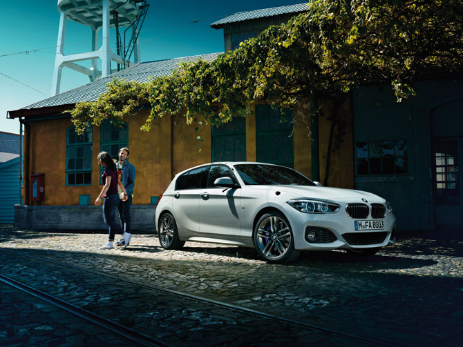 Win the ultimate night out with Rolfe Classic BMW and HerCanberra