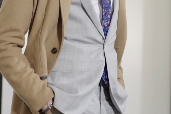 Cheap and Chic: Menswear