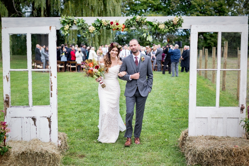 Seven Wedding Arch Inspirations