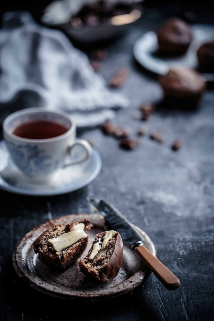Date, Banana and Pecan Muffins | Anisa Sabet | The Macadames-24-12