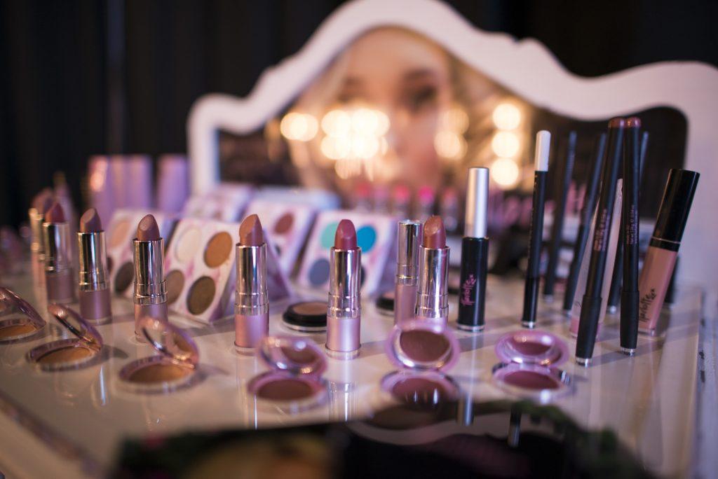 Harlotte Cosmetics. Image: Martin Ollman.