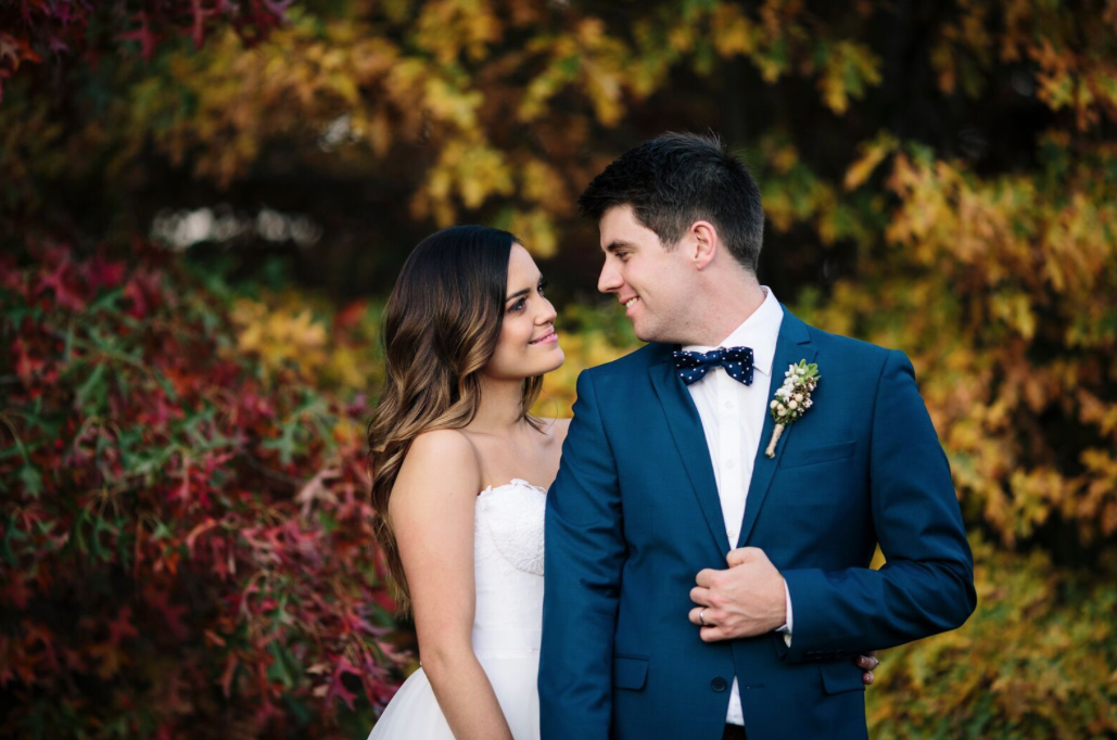 Real weddings: Peter and Laura