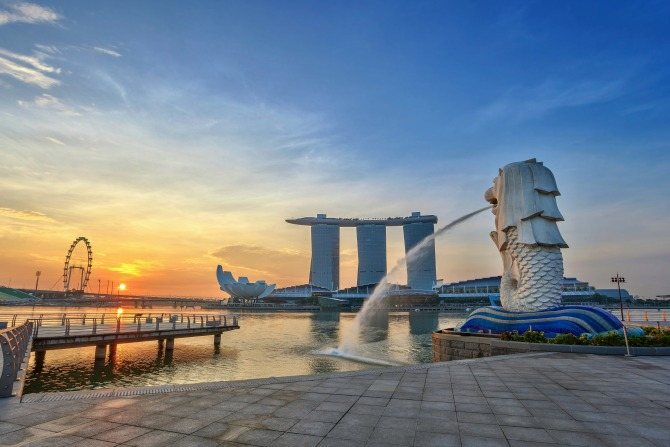 Singapore: A Canberra Girl's Guide