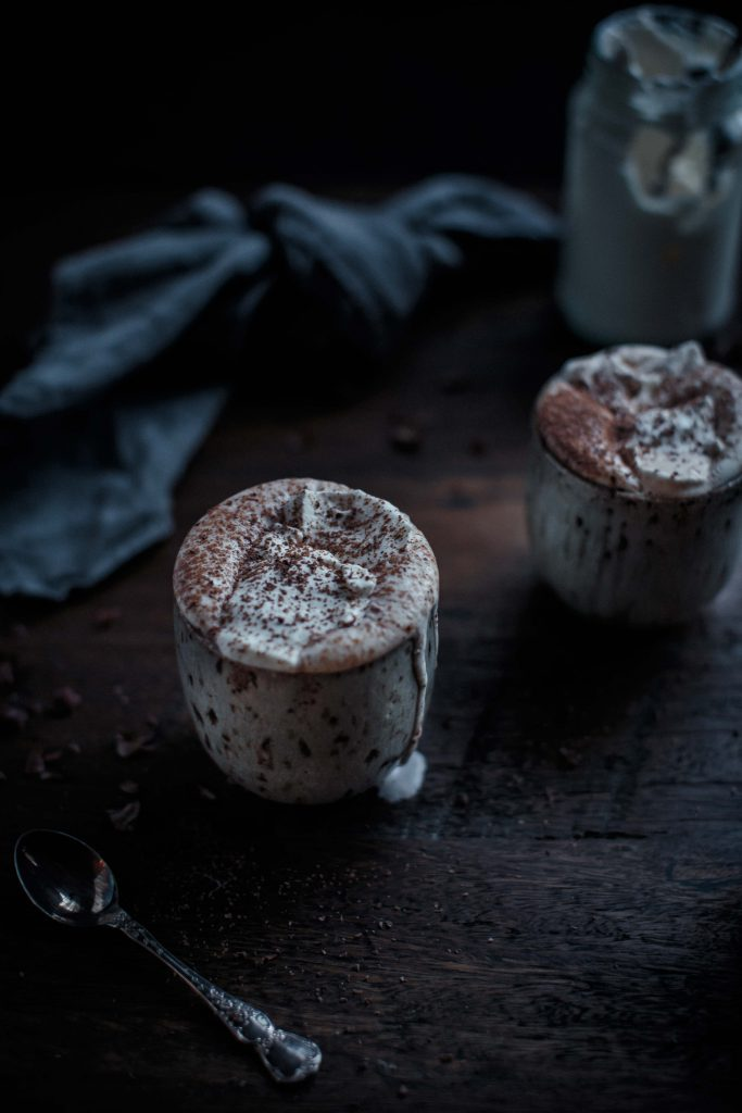 Spiced Hazelnut Hot Chocolate | Anisa Sabet | The Macadames-10