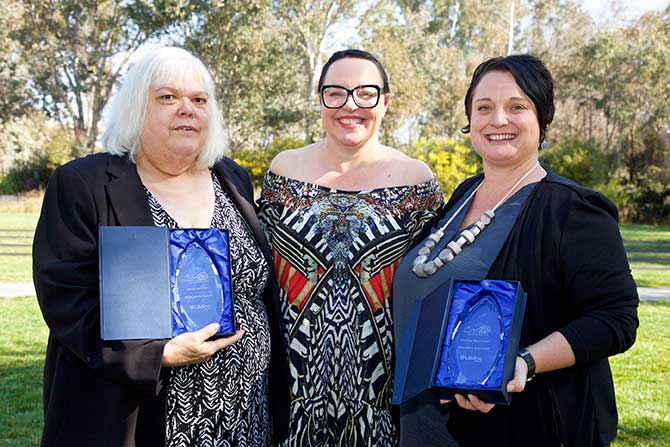 Lifeline Canberra announces 2016's Women of Spirit