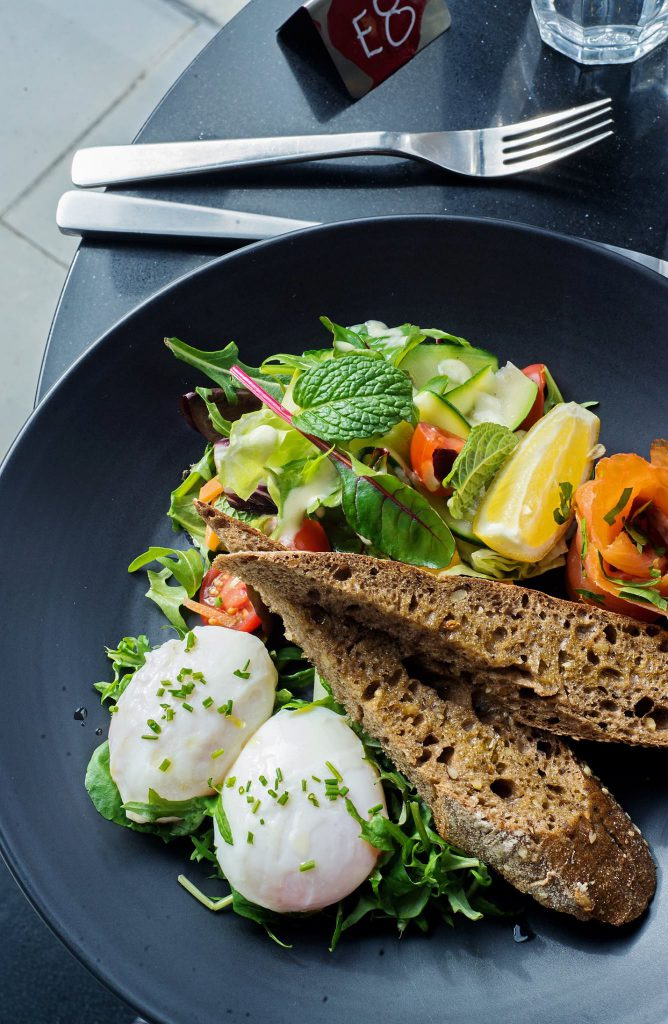 Poached Eggs and Rye. Image: Facebook.