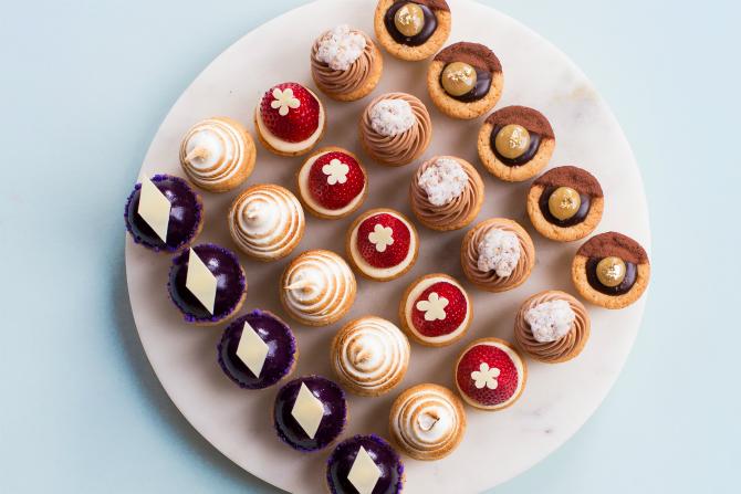 Canberra's dream dessert creators