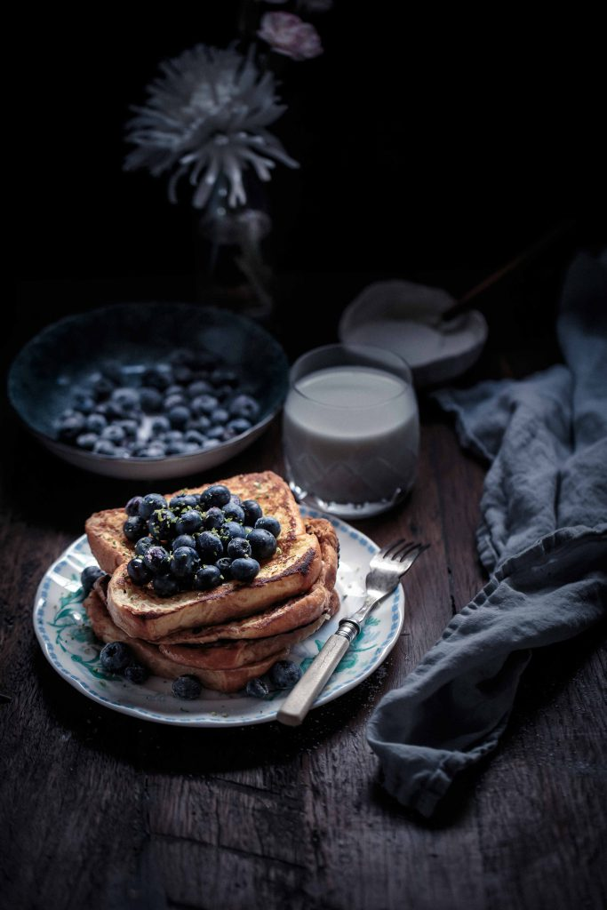 frangelico-french-toast-with-blueberries-and-vanilla-bean-creme-fraiche-anisa-sabet-the-macadames-20-15