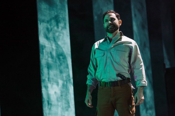 Bell Shakespeare's Othello: when the villain is all too believable…