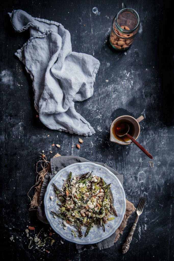 roasted-green-bean-quinoa-salad-with-butter-fried-leek-feta-and-almonds-anisa-sabet-the-macadames-8-8