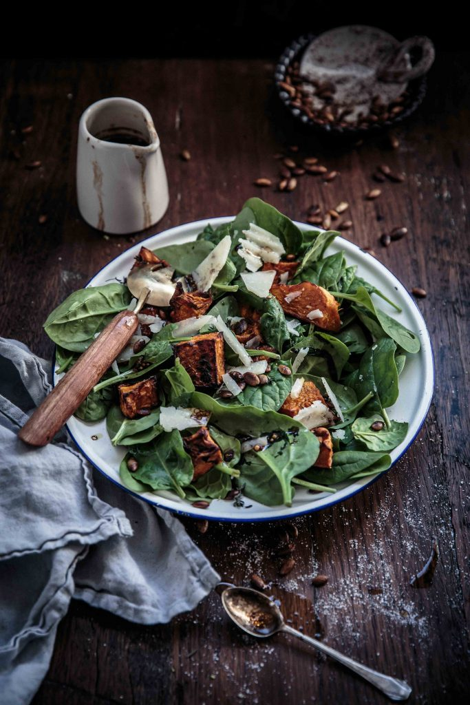 thyme-roasted-pumpkin-and-spinach-salad-with-shaved-manchego-toasted-pepitas-and-balsamic-mustard-dressing-anisa-sabet-the-macadames-27-13