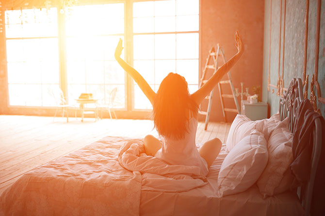 Why I have a morning wellness ritual
