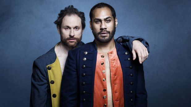 Bell Shakespeare's Othello is playing at the Canberra Theatre Centre.