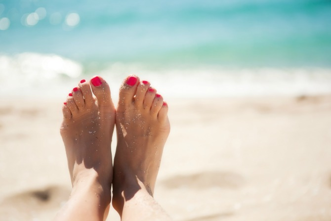 Eight great Canberra pedicures
