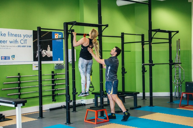 Fitness Roadtest: CIT Fit and Well