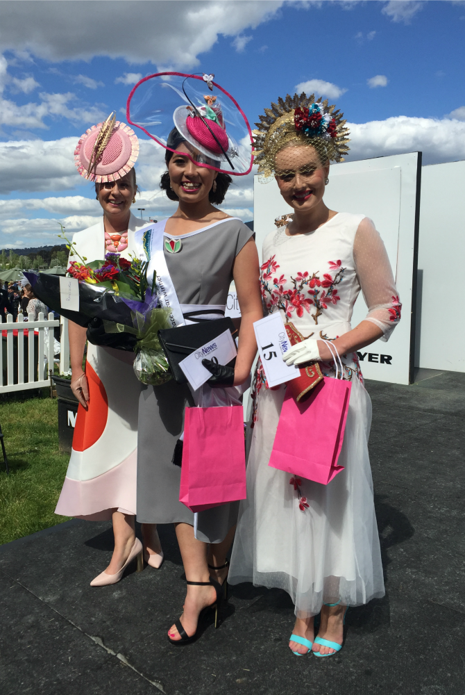 2016 Fashions on the Field Winners