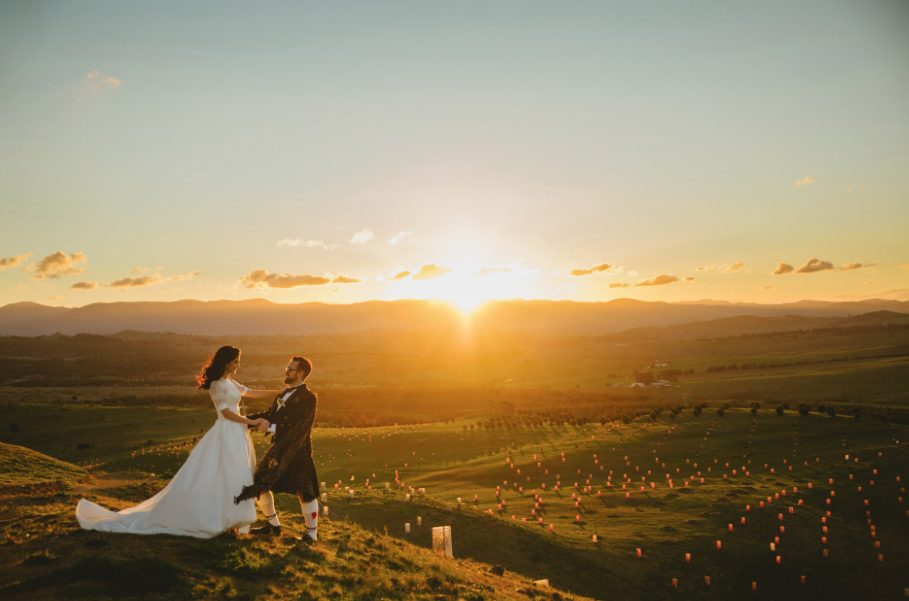 Canberra's most stunning wedding photo locations