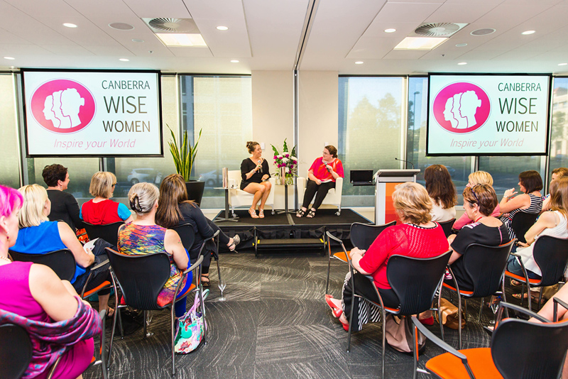 Launch of Canberra Wise Women