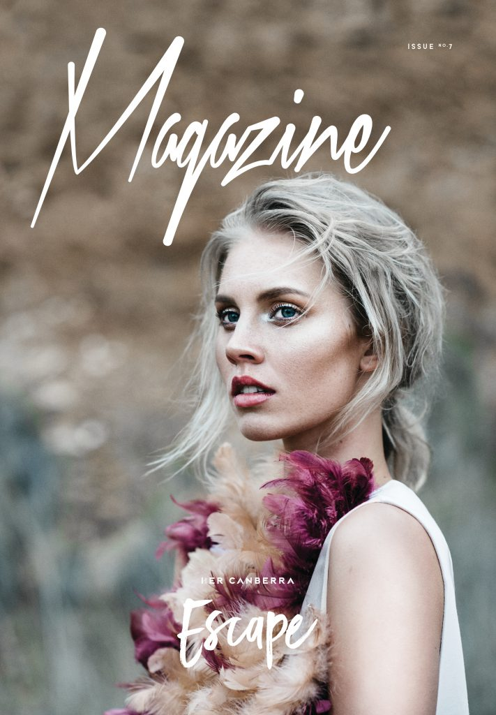 Magazine Edition 7: Escape