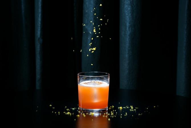 Joe's Upper East Side cocktail