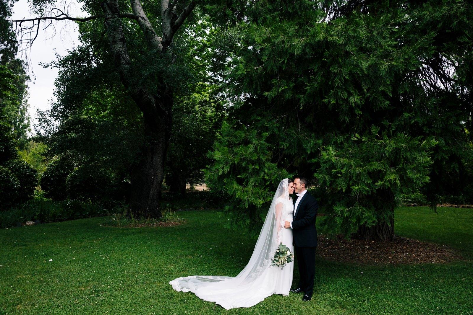 Real Wedding: Samm and Ryan