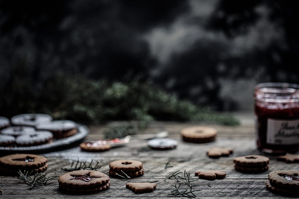 Recipe Christmas Jam Cookies Hercanberra Com Au