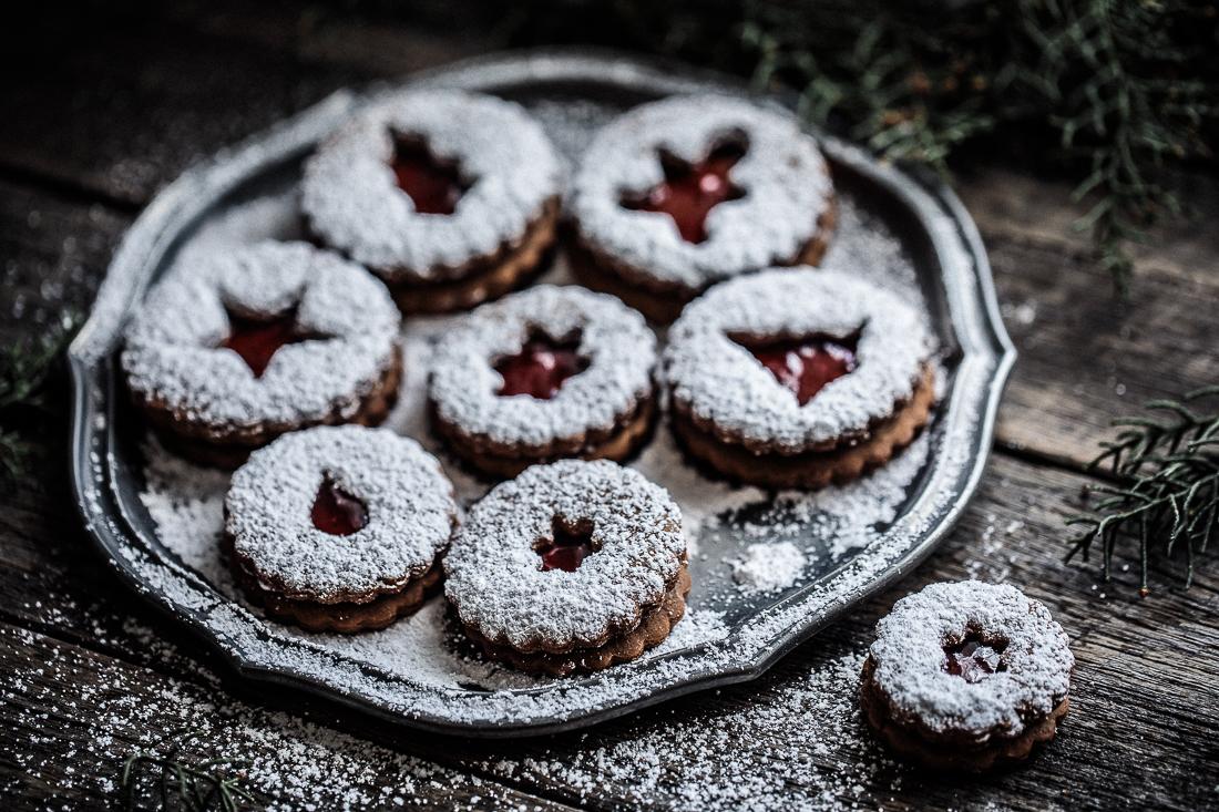 Recipe: Christmas Jam Cookies