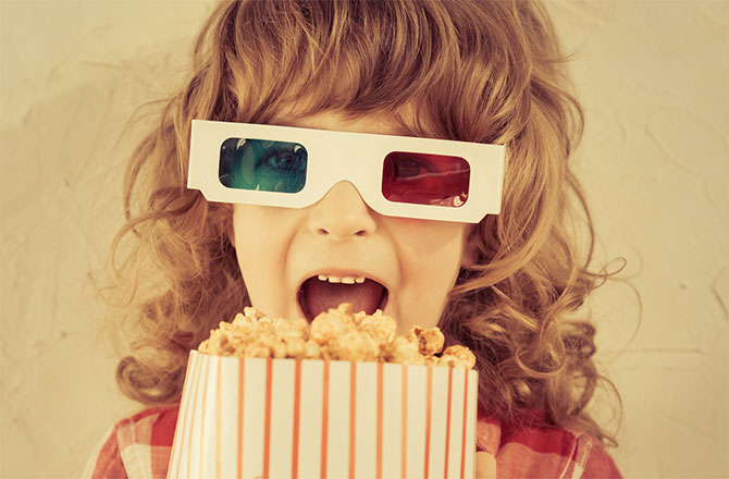 Five family-friendly films to see these holidays