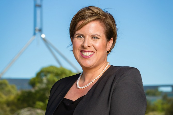Master Builders appoints first woman CEO