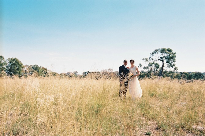 Real wedding: Shannon and Ben