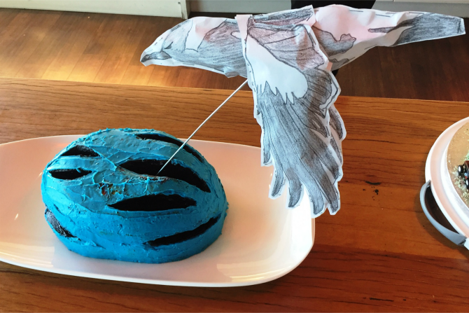 Canberra in cake: Help make it happen