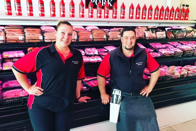 barry hawkes butchers