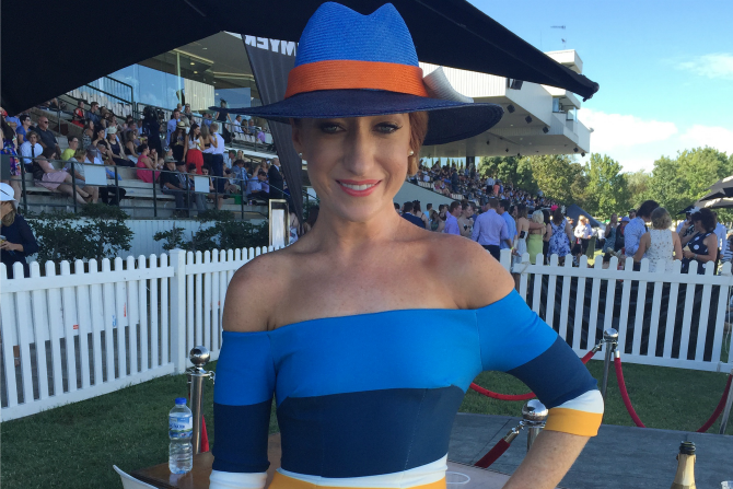 What to wear to Black Opal Stakes