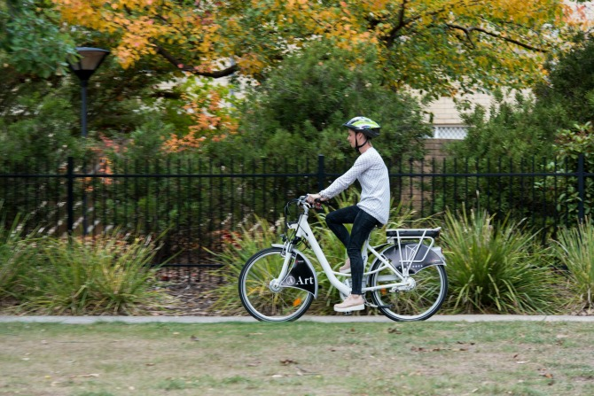 How do we get more women to embrace the cycling commute?