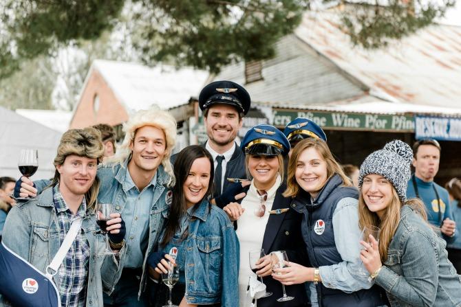 Four ways to enjoy Rutherglen's Winery Walkabout