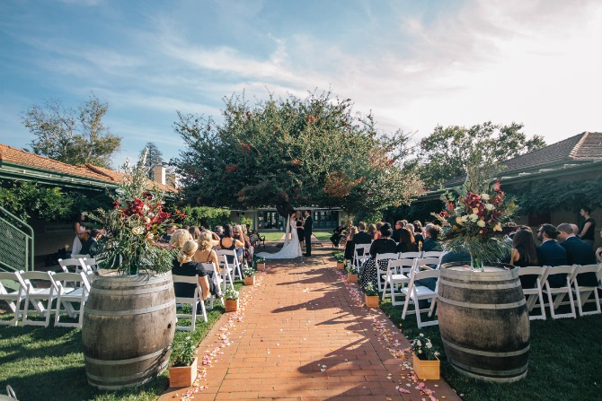 Venue spotlight: Vintage and rustic