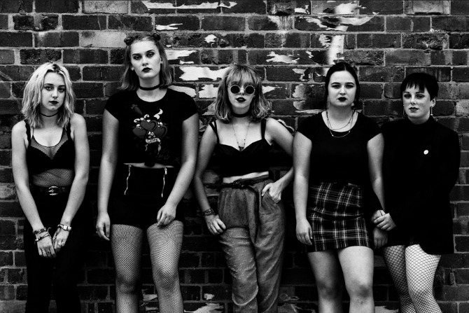 Teen Jesus and the Jean Teasers: As cool as the name sounds